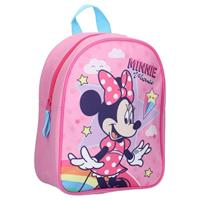 Disney rugzak Minnie Mouse Stars & Rainbows 28 x 22 x 10 cm roze