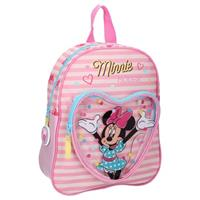 Disney rugzak Minnie Mouse Let's Party 31 x 25 x 9 cm roze