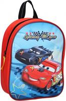 Disney rugzak Cars The Fast One 28 x 22 cm rood