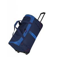 Travelite Basics Wheeled Duffle Active navy Reistas