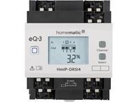 homematicip HmIP-DRSI4 Homematic IP Draadloze schakelactor