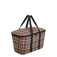 Reisenthel Shopping Coolerbag glencheck red