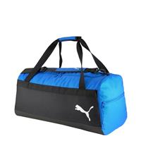 Puma TeamGOAL 23 Teambag M electric blue /  black Weekendtas