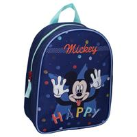 Disney rugzak Mickey Mouse junior 6 liter polyester blauw