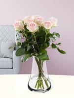 Surprose 10 zachtroze rozen - Sweet Revival | Rozen online bestellen & versturen | .nl