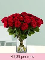 Surprose Rode rozen - Kies je aantal | Rozen online bestellen & versturen | .nl