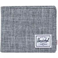 Herschel Supply Co. Portemonnees Roy Coin Wallet RFID Grijs
