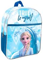 Frozen schooltas True to Myself meisjes 30 cm polyester