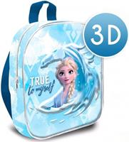 Frozen schooltas True to Myself 3D meisjes 30 cm polyester