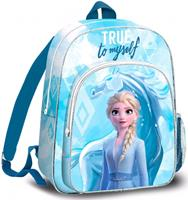 Frozen schooltas True to Myself meisjes 36 cm polyester