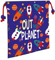 Kids Licensing schooltas Out of this Planet polyester 22 cm