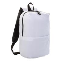 XD Collection rugzak casual 10 liter polyester wit