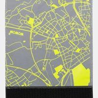 Wowow Quadro City Map Zilver/Lichtkaki