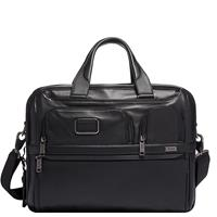 Tumi Alpha 3 Organizer Laptop Brief laptoptas 15 inch black
