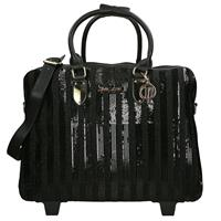 Olivia Lauren Scarlett  laptop trolley black