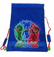 Nickelodeon gymtas PJ Masks junior 44 cm blauw