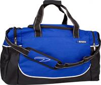 Avento sporttas Large 53 liter 56 cm polyester blauw/zwart