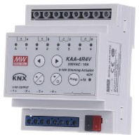 meanwell Mean Well KNX KAA-4R4V-10 Dimactor 4-kanaals