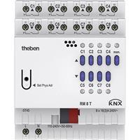 theben KNX RM 8 T KNX Schakelactor