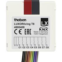 theben KNX LUXORliving T8 Binaire ingang