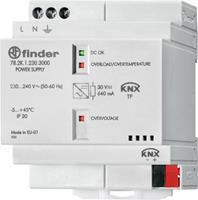 finder KNX 78.2K.1.230.3000 Netvoeding