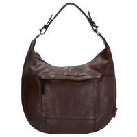 Micmacbags Highland Park buideltas dark brown