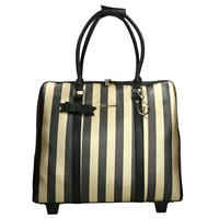 Olivia Lauren Amira trolley black gold
