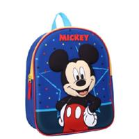 Disney rugzak Mickey Mouse Strong Together 9 L polyester blauw