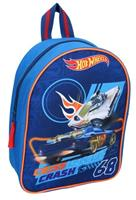 Disney rugzak Hot Wheels jongens 6 L polyester blauw