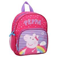 Nickelodeon rugzak Peppa Pig 6,6 liter polyester roze/paars