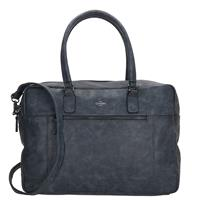 Charm Farringdon laptoptas 15.6 inch navy