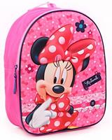Disney rugzak Minnie Mouse Dotty about Dots 9 L polyester roze