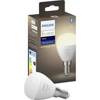 philipslighting Philips Lighting Hue LED-lamp Energielabel: A+ (A++ - E) White E14 5.7 W