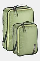 Eagle Creek Pack-It Isolate Compression Cube Set S/M Groen
