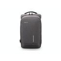 Kingsons Anti Theft Backpack Smart USB Series for up to 15.6 inch Laptop Dark Grey