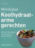 Minibijbel: Koolhydraatarme gerechten - Elaine Gardner