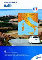 ANWB wegenatlas: Italië - ANWB