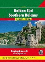 Freytag & Berndt Atlas Superatlas Balkan Süd; Superatlas Southern Balcans