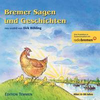 Bremer Sagen und Geschichten. CD