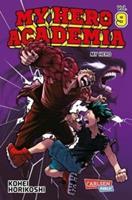 My Hero Academia 09. Die erste Auflage immer mit Glow-in-the-Dark-Effekt auf dem Cover! Yeah!, Kohei Horikoshi, Paperback