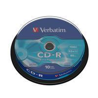 CD-R 80/700 52x Extra SP(10)