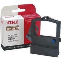 OKI 09002316 inktlint zwart (origineel)