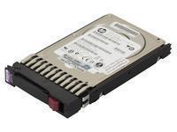 HP Harddisk 600GB, 6G, SAS, SFF, 10k, du