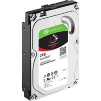 seagate NAS HDD 2TB IronWolf 5900rpm 6Gb/s SATA 64MB 3.5inch 24x7