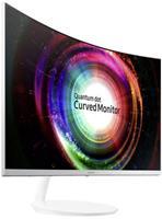 C27H711Q 27 Curved QLED Monitor