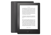 KOBO Aura H2O Zwart (Refurbished)