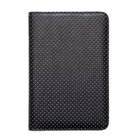 "Pocketbook Cover Dots schwarz-grau 6"" Hoes Zwart, Grijs"