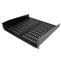 Startech 2U 16in Universal Rack Mount Sh