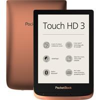 pocketbook Touch HD 3 eBook-Reader 15.2cm (6 Zoll) Kupfer, Schwarz