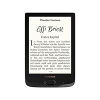 PocketBook Basic Lux 2 eBook-reader 6.0 inch (15.2 cm) Zwart/zilver